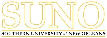 Southern University New Orleans logo