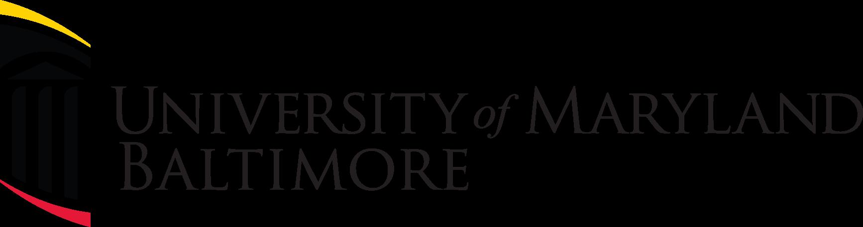 University of Maryland, Baltimore logo