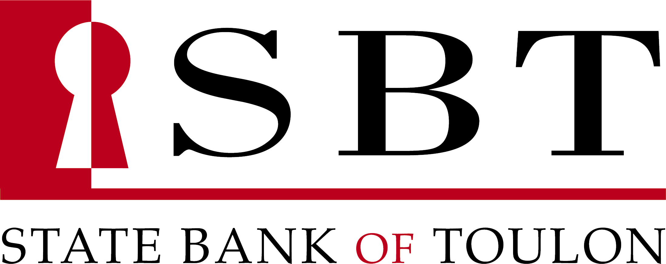State Bank of Toulon Logo